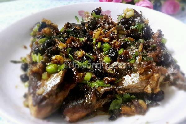 煎焗秋刀鱼