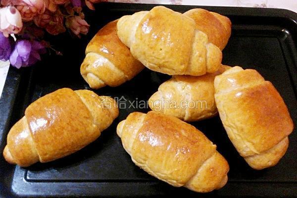 全麦面包卷