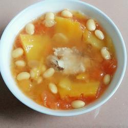 木瓜黄豆排骨汤的做法[图]