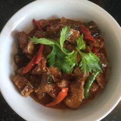 五花肉燒咸魚的做法[圖]
