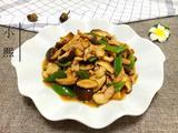 香菇炒肉的做法[圖]