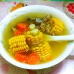 广东靓汤—玉米龙骨汤的做法[图]