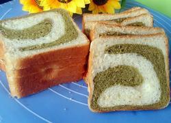 双色吐司面包