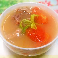 西红柿牛腩汤的做法[图]