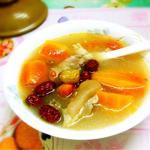 老火靓汤—木瓜猪蹄汤的做法[图]