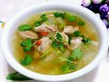 排骨冬瓜汤的做法[图]