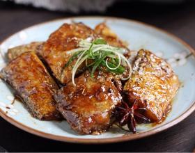 红烧带鱼[图]