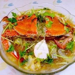 螃蟹炖大菜