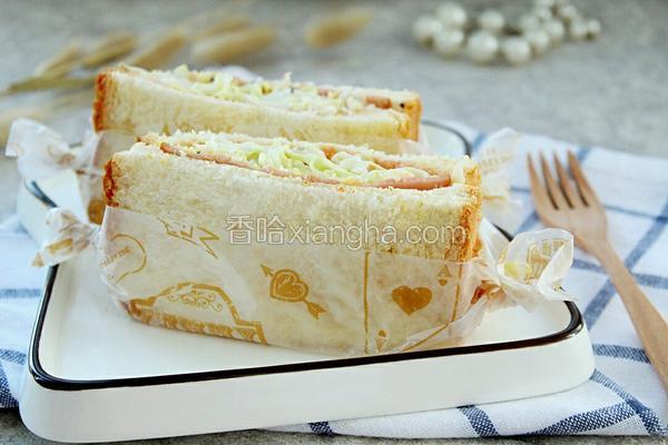 沼夫三明治
