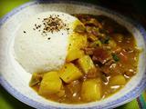 土豆牛肉咖喱饭的做法[图]