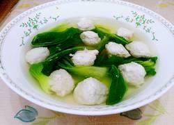 玉子翡翠汤
