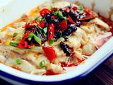豆豉辣酱蒸鱼片的做法[图]