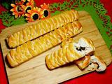 全麥葡萄乾辮子包的做法[图]