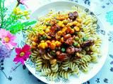 番茄(黑椒)什锦牛腩意粉的做法[图]