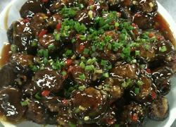 肉碎酿冬菇