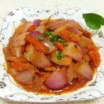 洋葱炒西红柿的做法[图]