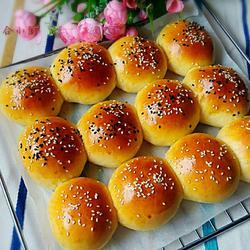 香甜软面包
