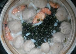 海鲜砂锅餐