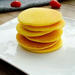 牛奶鸡蛋玉米饼