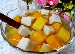 香芋红薯糖水