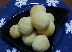 黄金芝香椰子球