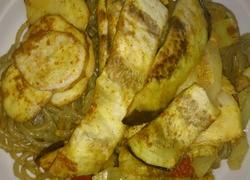 咖喱红薯粉
