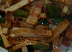豆干炒腊肉
