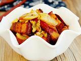 大白菜炖红烧肉的做法[图]