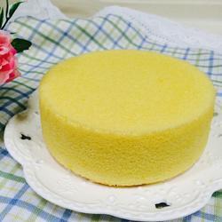 完美戚风蛋糕(6寸/8寸)