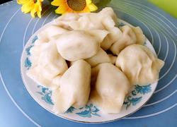 羊肉大葱饺子