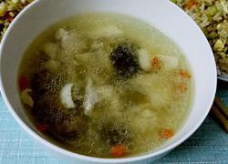香菇红枣鸡腿汤