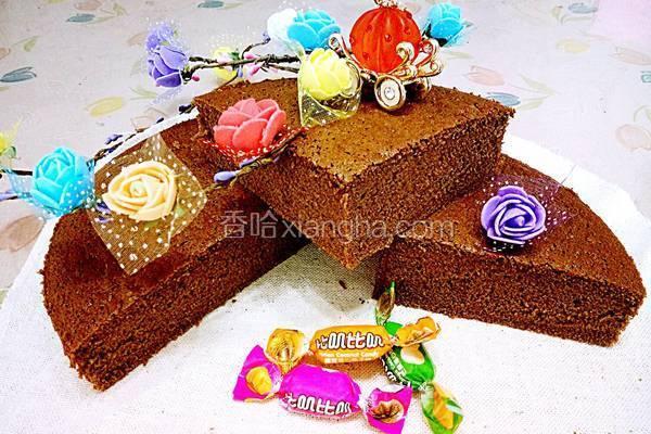 榛子海绵蛋糕