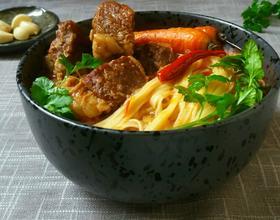 台湾红烧牛肉面[图]