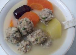 红萝卜木瓜骨肉汤