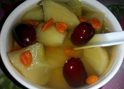 红枣苹果汤