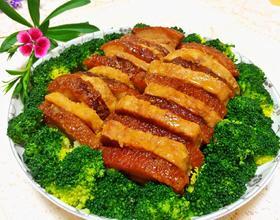 香芋扣肉[图]