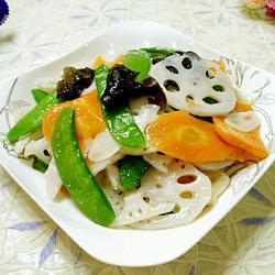 荷塘小炒的做法[图]