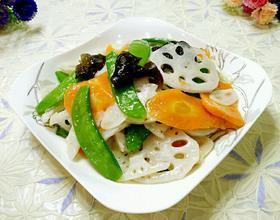 荷塘小炒[图]