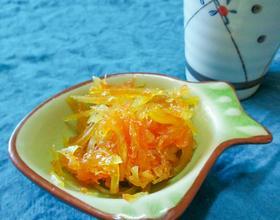蜂蜜柚子酱[图]