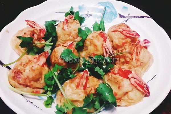 土豆奶酪虾球