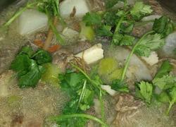 羊肉养生滋补汤