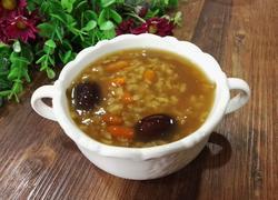 红枣枸杞糯米粥