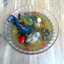 香菇红枣乌鸡汤