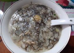 发菜蚝豉瘦肉粥