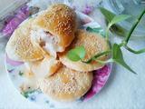 玫瑰酱酥饼的做法[图]