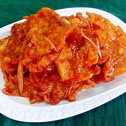 锅包肉(番茄酱版)的做法[图]