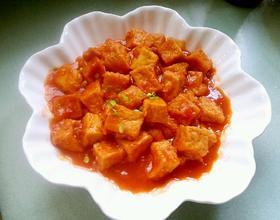 番茄豆腐[图]