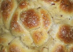 牛奶红枣粒面包