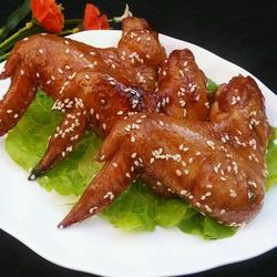蜜汁烤鸡翅(