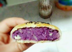 紫薯小酥饼